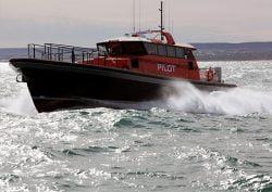 Berkeley - pilot boat with best seakeeping built in Australia