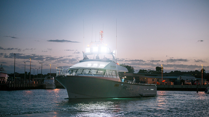 Dongara Marine - Holdfast - Australia's largest high speed lobster boat