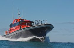 Dongara Marine - AMG Winyama, Berkeley Class pilot boat Dampier