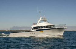 New Southerly crayboat Force of Nature for Geraldton lobster fishing