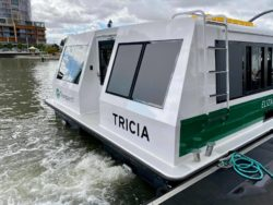 New passenger catamaran ferry Tricia