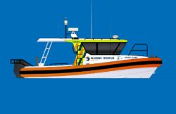 New RIB from Western Australian boatbuilder Dongara Marine