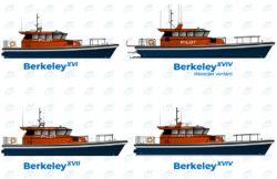 Berkeley Class Pilot Boat Designs Australia