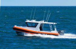 New RIB rescue vessel from Western Australia boatbuilder