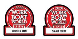 Baird Maritime Awards Best Small Ferry Best Lobster Boat